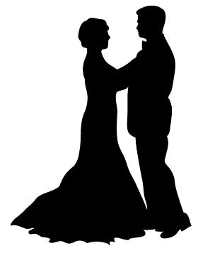 280x357 Dancer Silhouette