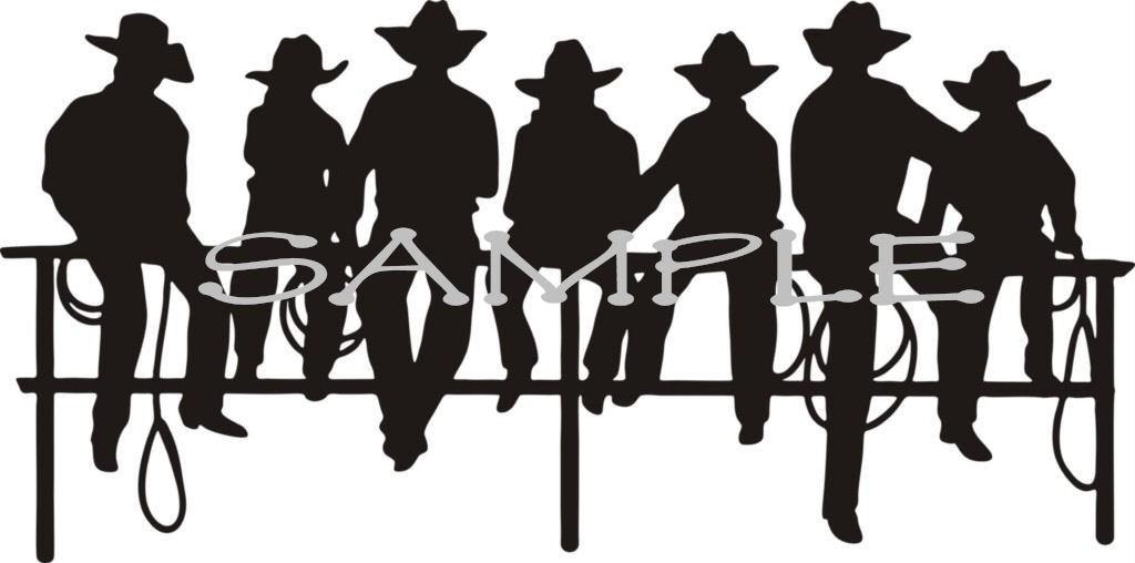 1024x508 Cowboy Silhouette Clip Art Pi76rb5i9
