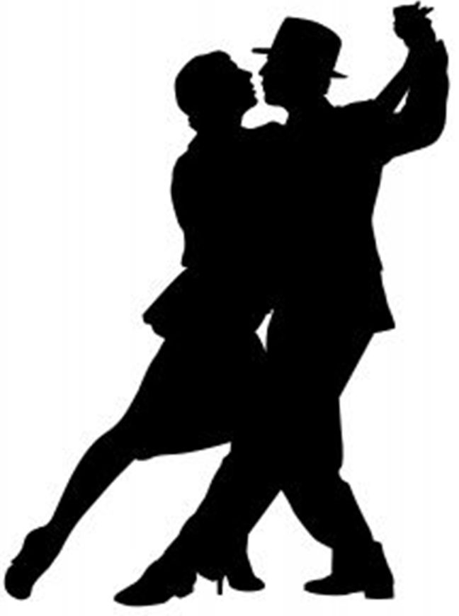 648x870 Israeli Dance Clipart Silhouette
