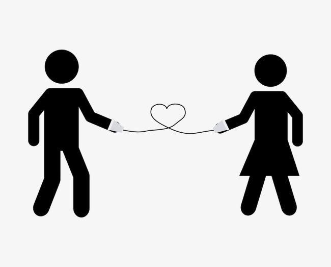 Couple Silhouette Love