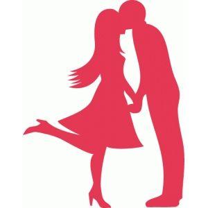 300x300 96 Best 39 Siluetas Parejas Images On Couples