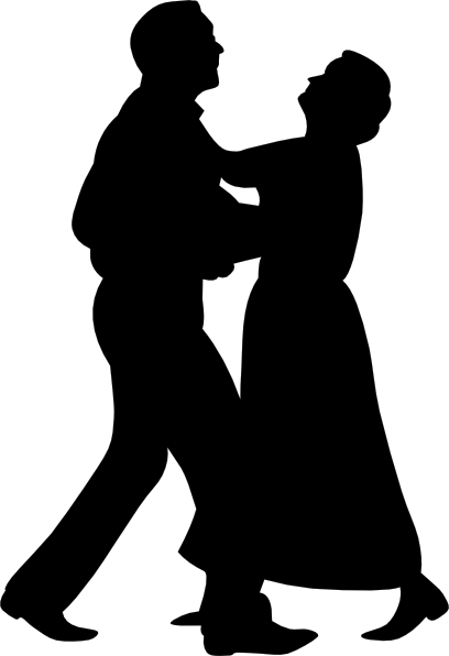 408x596 Dancing Couple Clip Art Free Vector 4vector