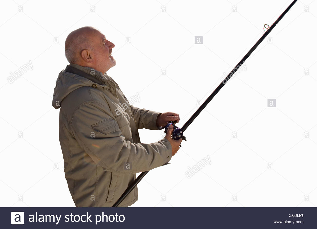 1300x941 Fishing Rod Cut Out Stock Photos Amp Fishing Rod Cut Out Stock