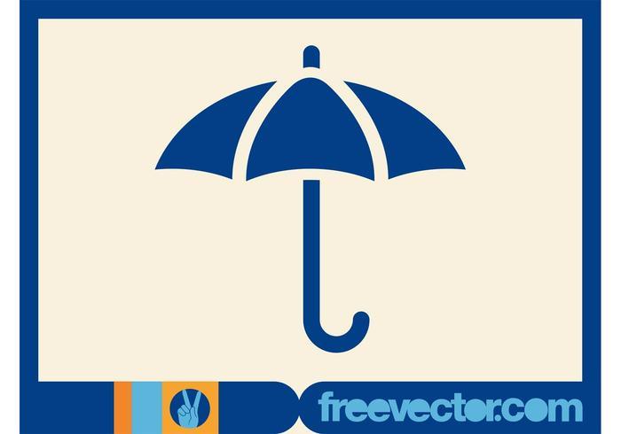 700x490 Umbrella Rain Free Vector Art