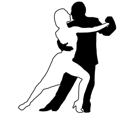 455x387 Couple Dancing Clip Art, Free Vector Couple Dancing