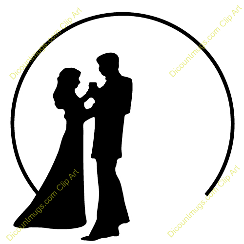 500x500 Couple Clipart Prom Dance