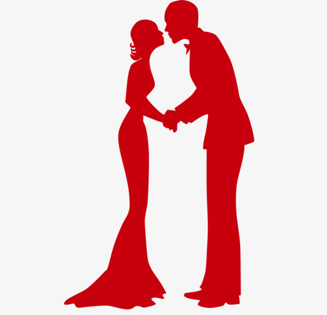 650x625 Kissing Couple, Cartoon Characters, Bride, Bridegroom Png Image
