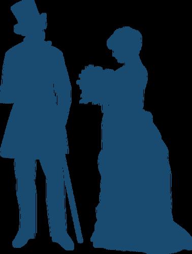 378x500 7258 Free Clipart Dancing Couple Silhouette Public Domain Vectors