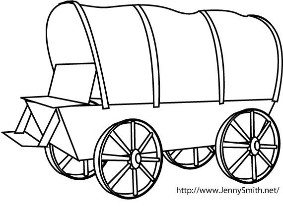 covered wagon silhouette at getdrawings com free for personal use rh getdrawings com  pioneer covered wagon clipart