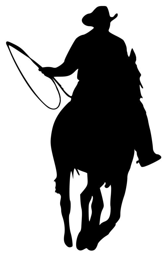 570x884 Horse Trailer Decal. Rodeo, Roping, Horse Roping Decal, Roping