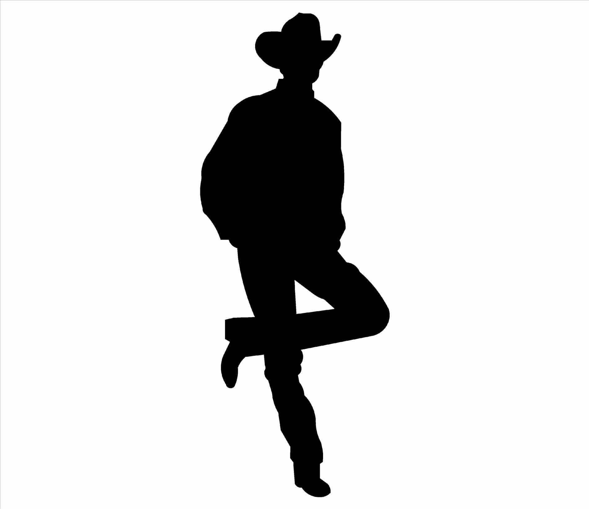 1900x1644 Or Card Little Cowboy Boot Silhouette Clip Art Child Die Cut
