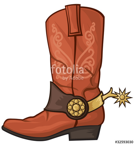 467x500 Cowboy Boots Stock Image And Royalty Free Vector Files On Fotolia