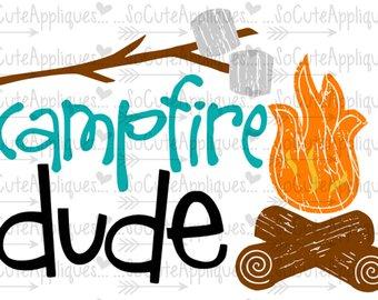 340x270 Campfire Clipart Etsy