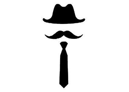 Cowboy Hat Silhouette