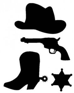 236x297 Cowboy Cowgirl Silhouette Clip Art Use These Free Images
