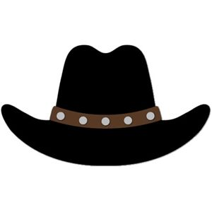 300x300 Image Result For Cowboy Hat Silhouette Bikes