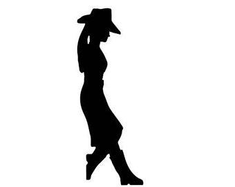340x270 Leaning Cowboy Etsy