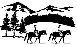 323x199 Horse Riding Clipart Western Pleasure Many Interesting Cliparts