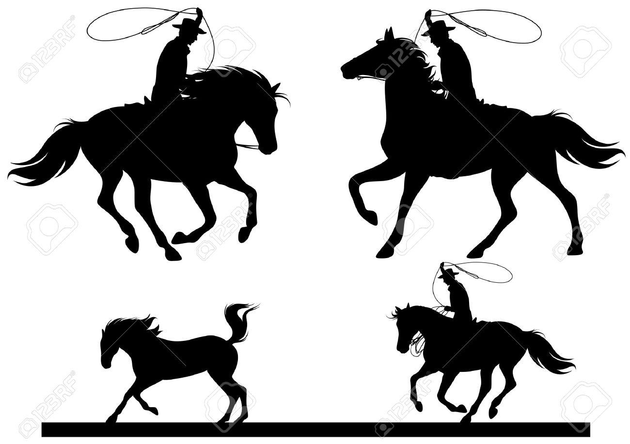 1300x917 Horsemen Clipart Horse Rider