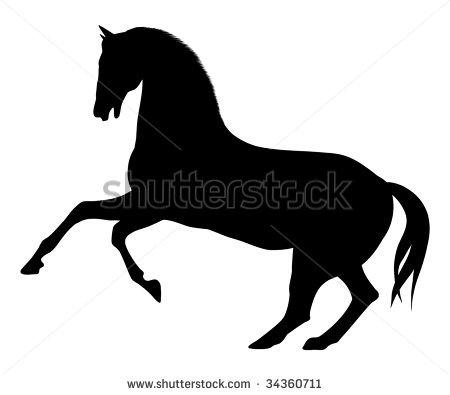 450x395 Cute Western Horse Clipart Cliparthut