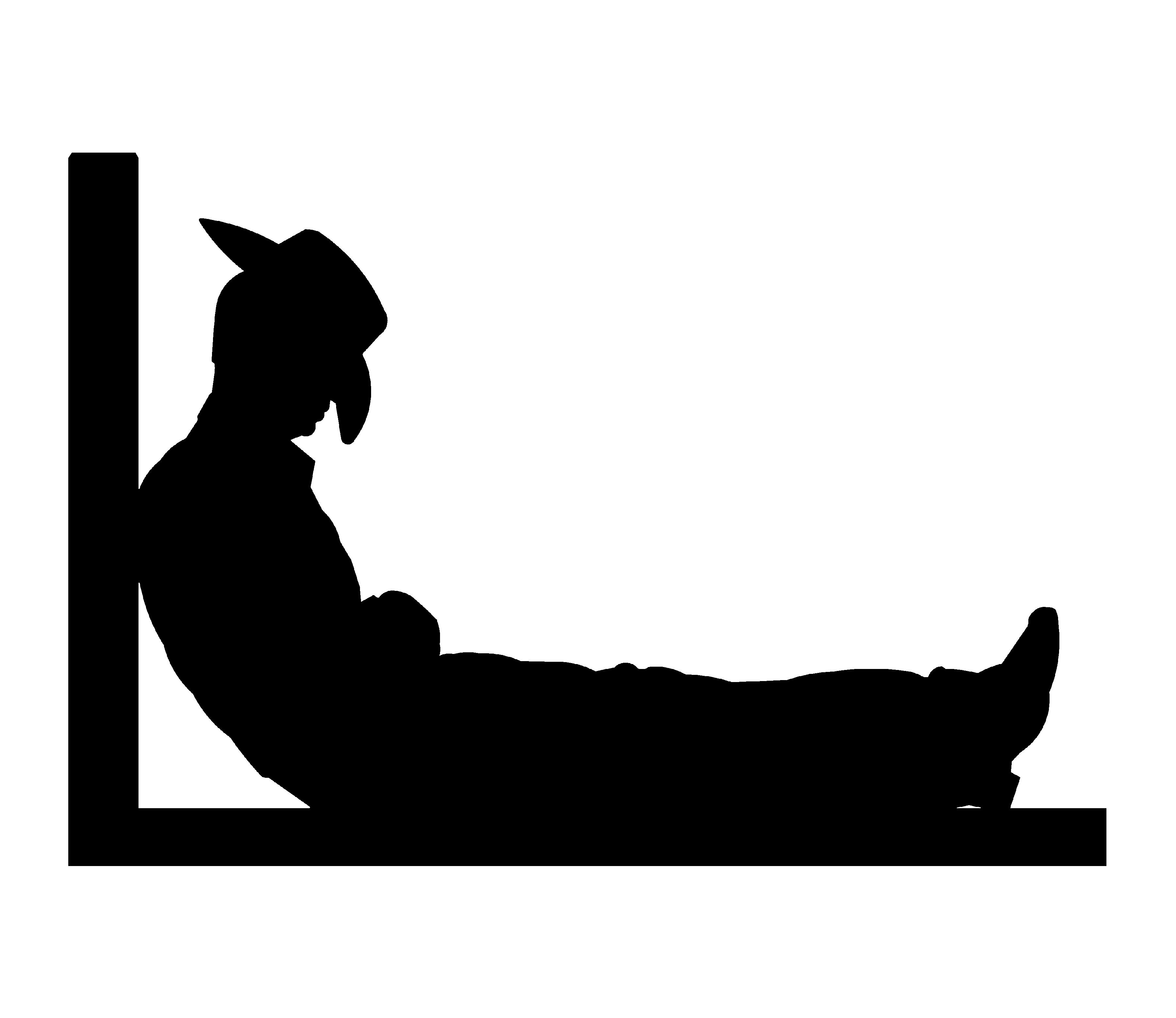 3600x3115 Tired Clipart Cowboy