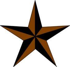 228x221 Western Silhouette Clip Art Free Texas Star Clip Art