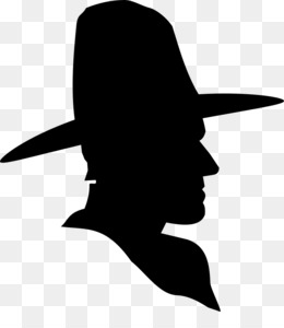 260x300 Free Download Cowboy Silhouette Clip Art