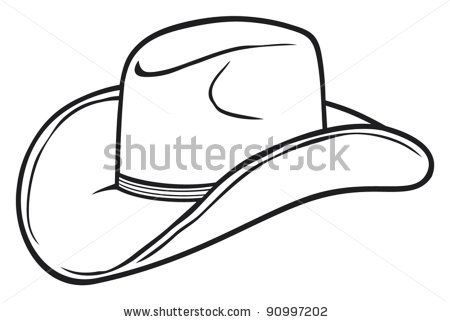 Cowboy Silhouette Tattoo