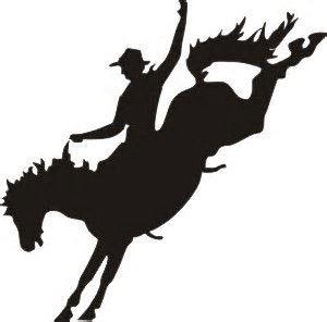 300x296 Obraz Znaleziony Dla Wyoming Cowboy Silhouette Tattoos