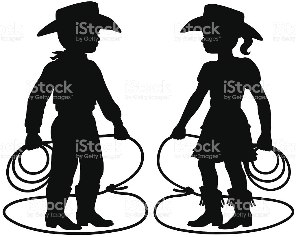 1024x819 Silhouette Clipart Cowgirl
