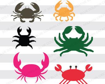 340x270 Crab Svgcrab Clipartcrab Svgcrab Silhouettecrab Cricutcrab