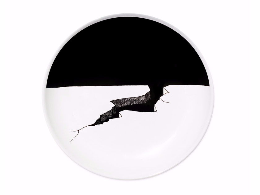 840x630 Ceramic Dinner Plate Crack Architecture Collection By Kiasmo