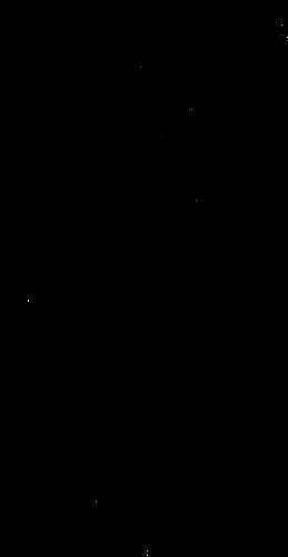 259x500 Crane Silhouette By Clipartcotttage