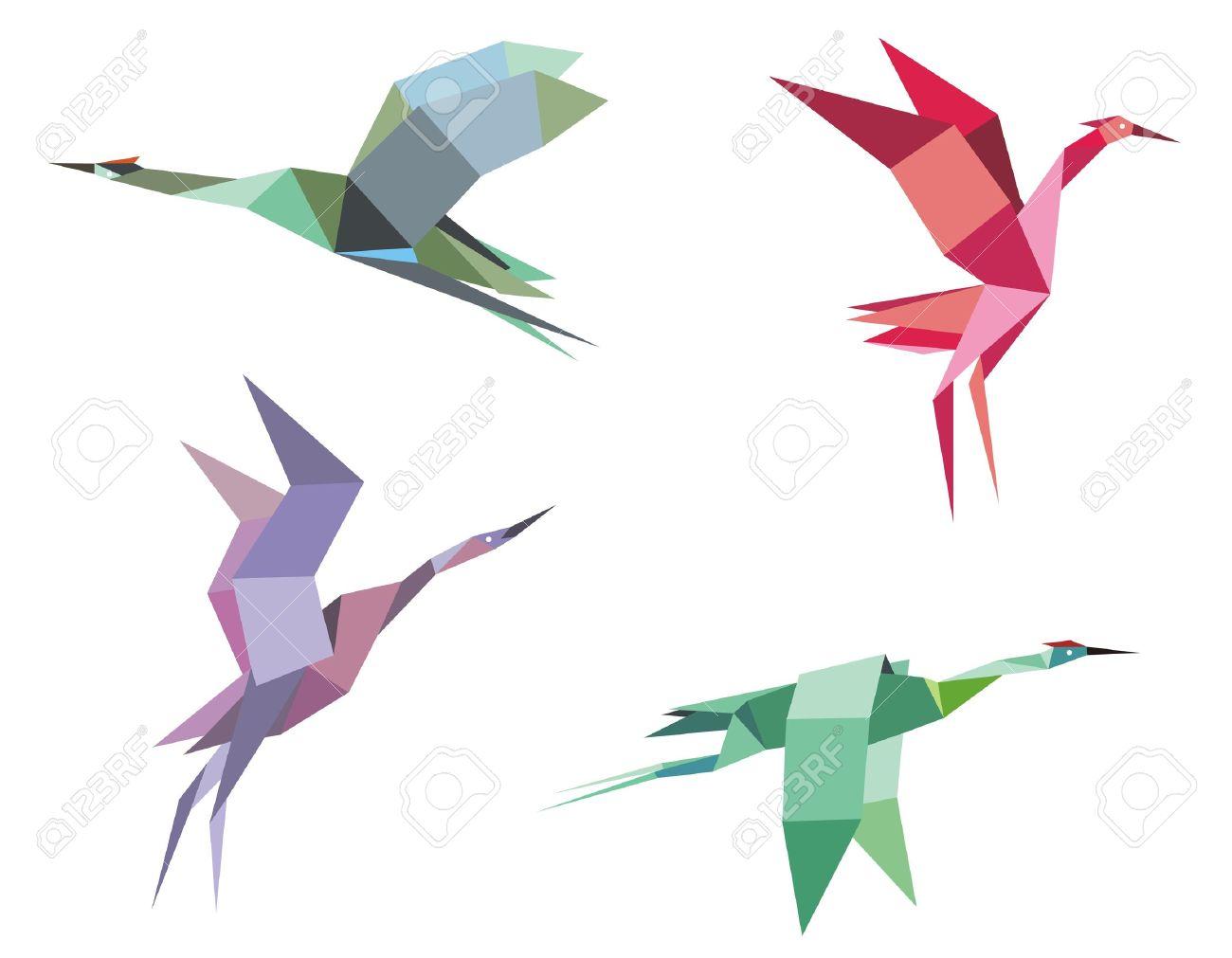 1300x1011 Japanese Crane Clipart Crane Bird