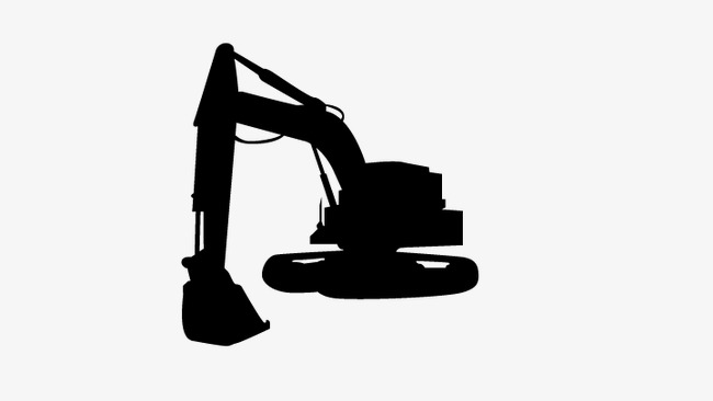 650x366 Crane, Dig The Car, Crane Silhouette Png And Vector For Free Download