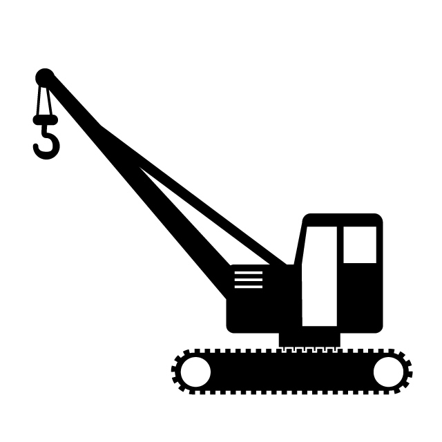 crane silhouette vector at getdrawings com free for personal use rh getdrawings com clipart crâne crane clipart black and white