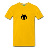 190x190 Monster Silhouette Creepy Evil By Style O Mat Shirts Spreadshirt