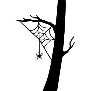 300x300 Silhouette Design Store Creepy Tree Sophie Gallo Design