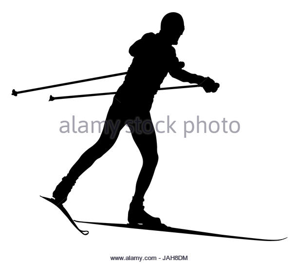 614x540 Cross Country Skiing Black And White Stock Photos Amp Images