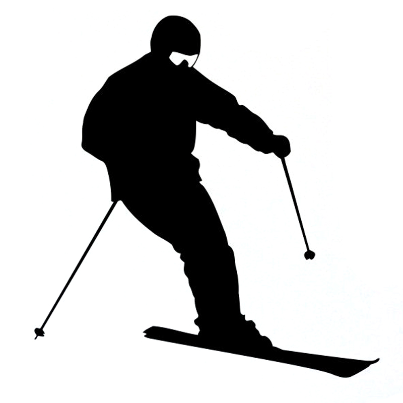 800x800 Buy Black Skier And Get Free Shipping