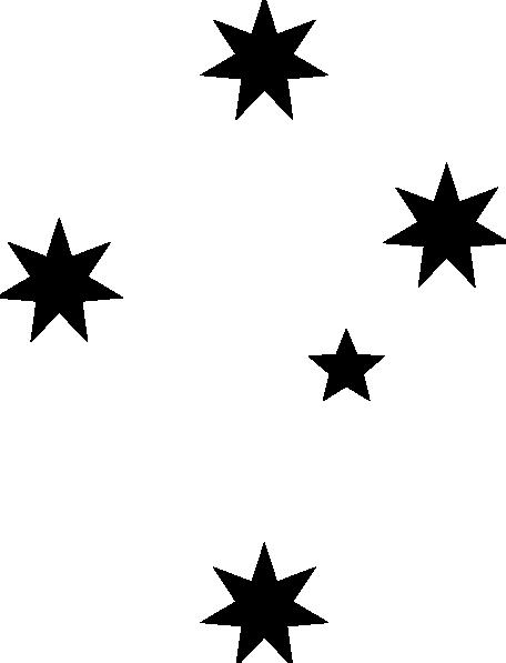 456x597 Cross Silhouette Clipart