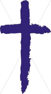 210x388 Pink Baptism Cross Clipart