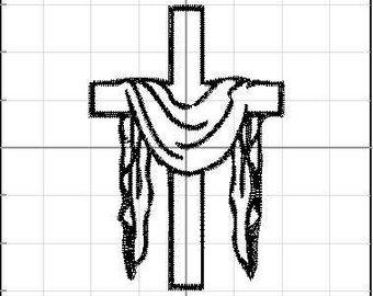 340x270 Cross Silhouettes Etsy