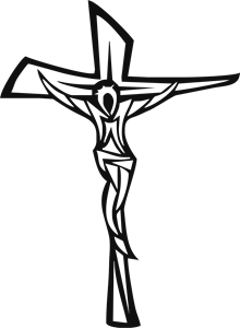 220x300 Jesus Cross Logo Vector (.cdr) Free Download