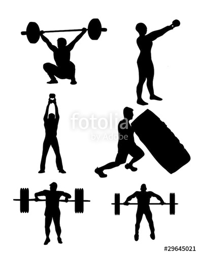 392x500 Dkz Workout 1 Stock Image And Royalty Free Vector Files