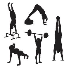 236x236 Workout And Crossfit Icons Crossfit, Icons And Workout