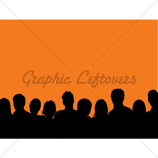 325x325 Audience Gl Stock Images