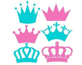 340x270 Crown Svg,princess Crown Svg,crown Monogram Svg,crowns Svg,crown