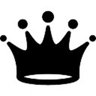 338x338 Crown And Other Simple Shapes. Available In Svg And Png Free
