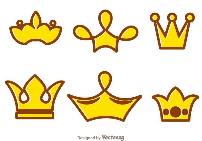 700x490 Crown Cartoon Logos